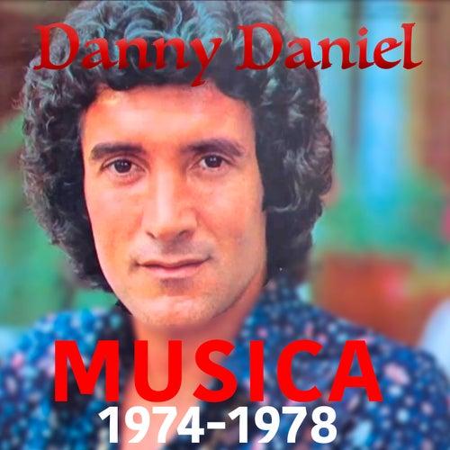 Musica 1974-1978 de Danny Daniel