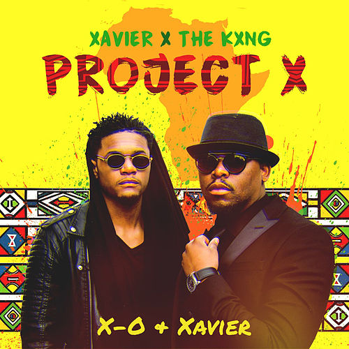 Xavier and the Kxng (Project X) von X.O