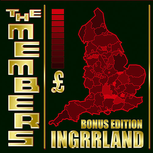 Ingrrland Bonus Edition de The Members