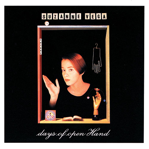 Days Of Open Hand de Suzanne Vega