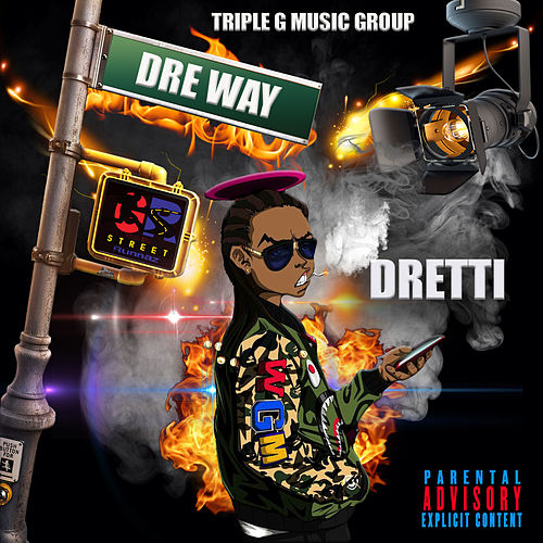 Dre Way by Dretti