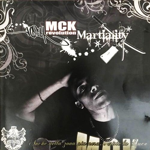 Martiality: Josh Mck revolution, anche nella zona più nera esiste la luce by JoshZona4