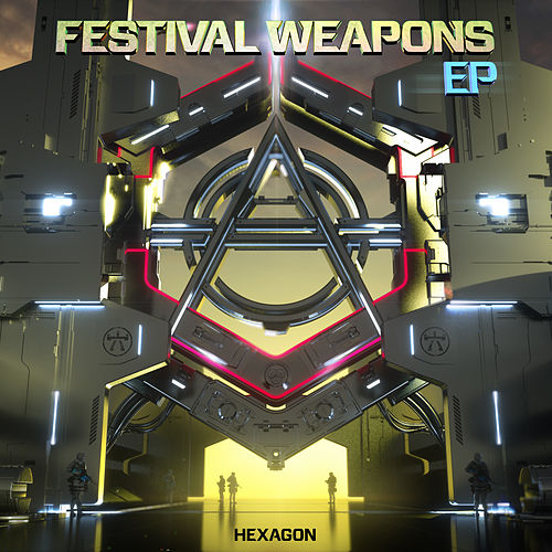 HEXAGON Festival Weapons EP von Various Artists