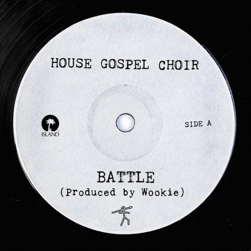 Battle van House Gospel Choir