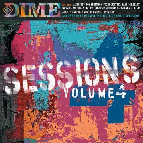 Detroit Institute of Music Education: DIME Sessions (Vol. 4) von Various Artists