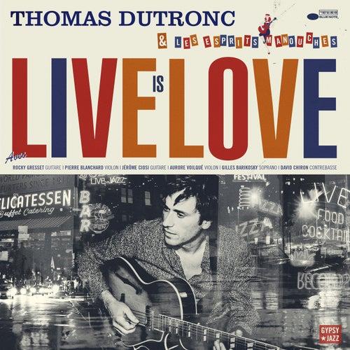 Mademoiselle (Live in Mérignac / 2018) de Thomas Dutronc
