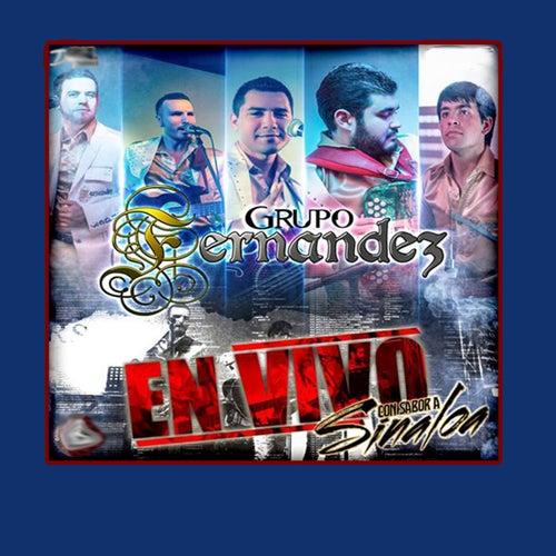 Con Sabor a Sinaloa (En Vivo) by Grupo Fernandez