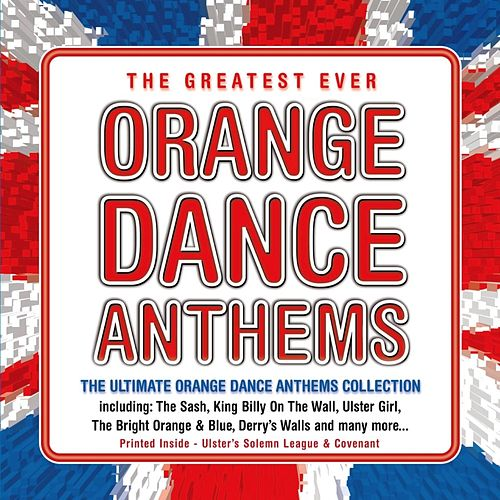 The Greatest Ever Orange Dance Anthems de Micky Modelle