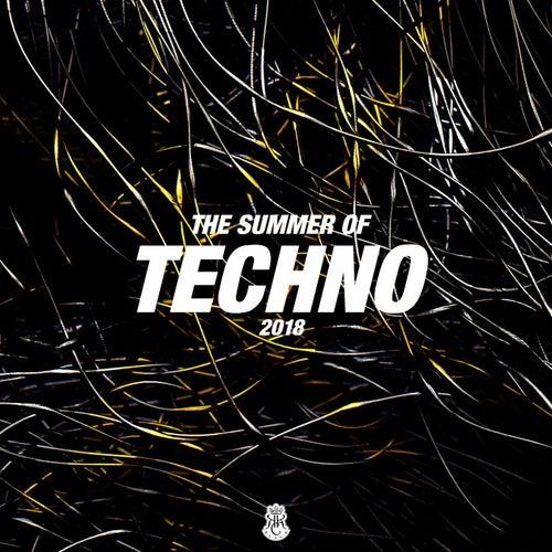 The Summer of Techno von Various Artists