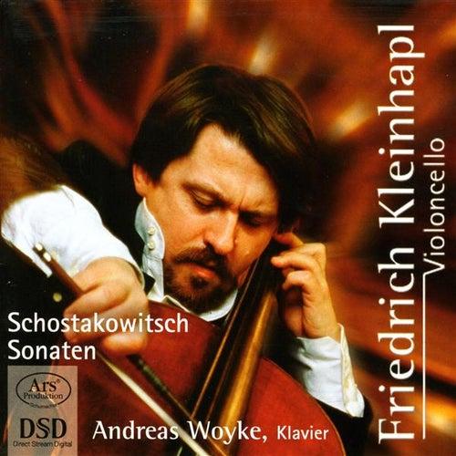 Shostakovich, D.: Cello Sonata, Op. 40 / Viola Sonata, Op. 147 (Arr. for Cello and Piano) by Friedrich Kleinhapl