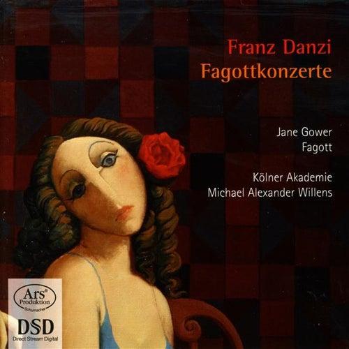 Bassoon Recital: Gower, Jane - Danzi, F. (Forgotten Treasures, Vol. 2) von Various Artists