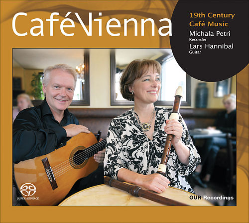 Chamber Music (19th Century) - Giuliani, M. / Carulli, F. / Kuffner, J. / Beethoven, L. Van / Krahmer, E. (19th Century Cafe Music) di Michala Petri