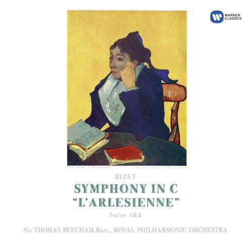 Bizet: Symphony in C/L'Arlésienne Suites 1 & 2 by Sir Thomas Beecham