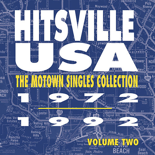 Hitsville USA, The Motown Collection 1972-1992 de Various Artists