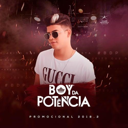 Promocional 2018.2 de Boy da Potência