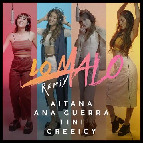 Lo Malo (Remix) de Aitana
