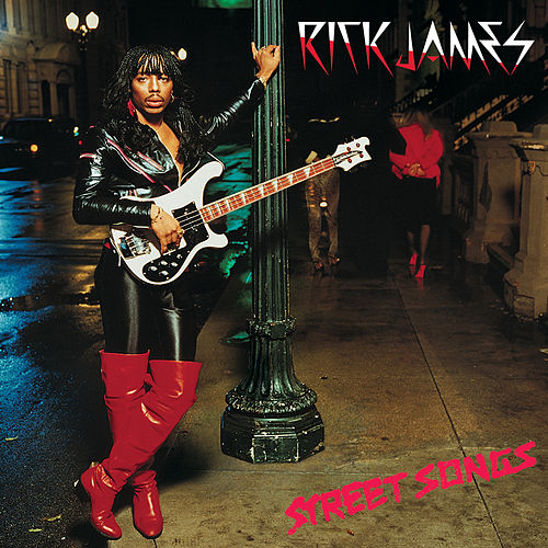 Street Songs de Rick James
