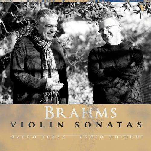 Brahms: Violin Sonatas de Paolo Ghidoni