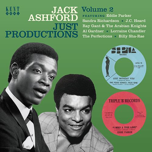 Jack Ashford Just Productions Volume 2 von Various Artists