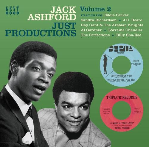 Jack Ashford Just Productions Volume 2 von Various Artists