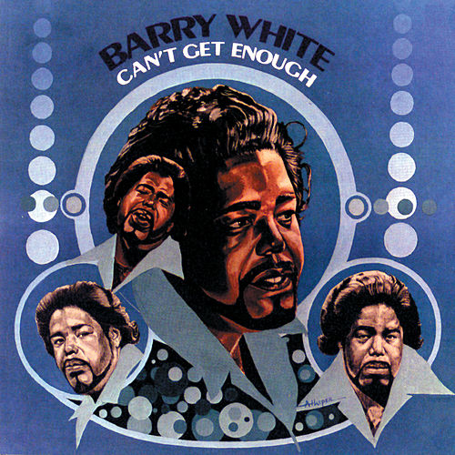 Can't Get Enough von Barry White