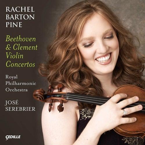 Clement, F.: Violin Concerto / Beethoven, L. Van: Violin Concerto, Op. 61 von Rachel Barton Pine