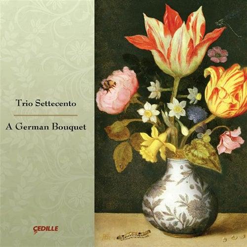 A German Bouquet de Trio Settecento