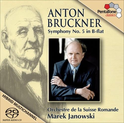Bruckner: Symphony No. 5 von Marek Janowski