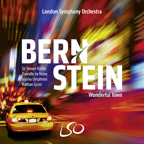 Bernstein: Wonderful Town (Bonus Track Version) de Sir Simon Rattle