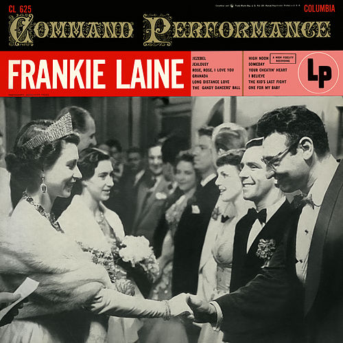Command Performance de Frankie Laine