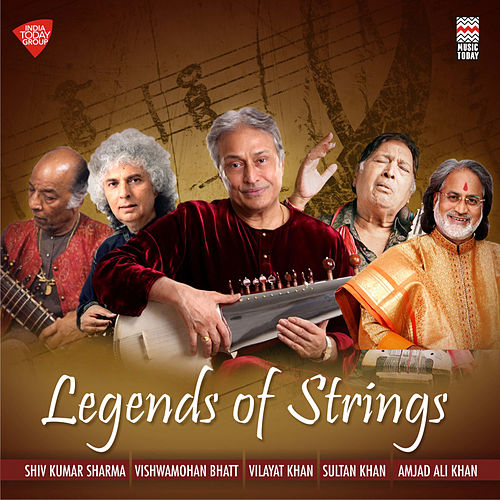 Legends of Strings by Various Artists