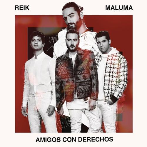 Amigos Con Derechos by Various Artists