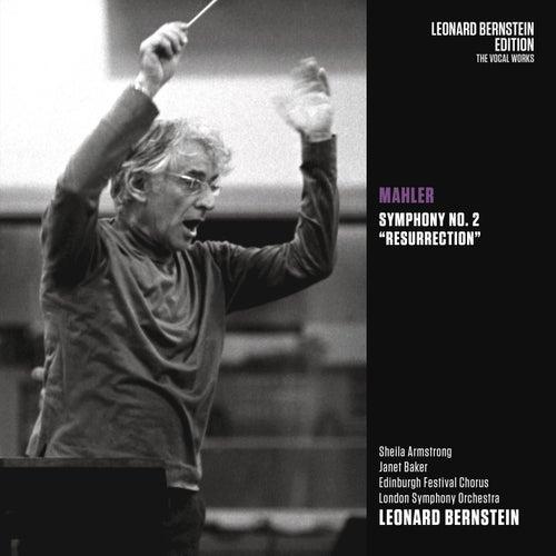 Mahler: Symphony No. 2 'Resurrection' von Leonard Bernstein