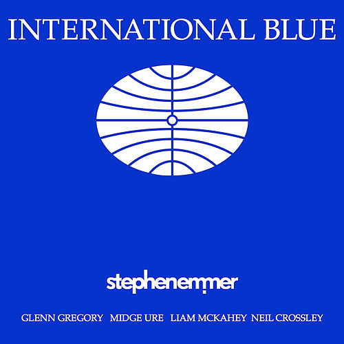 International Blue by Stephen Emmer