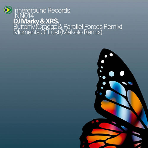 Butterfly / Moments Of Lust Remixes von DJ Marky