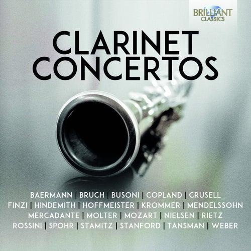 Clarinet Concertos von Various Artists