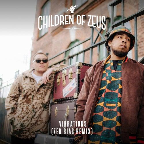 Vibrations (Zed Bias Remix) by Children of Zeus
