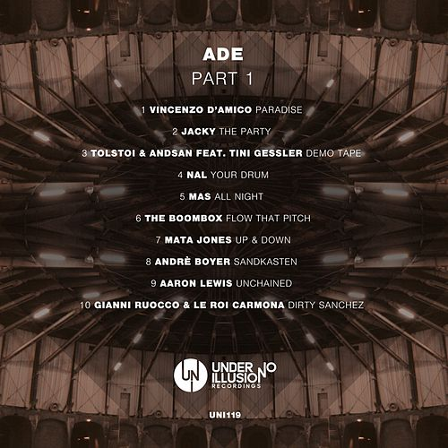 ADE, Pt.1 von Various Artists