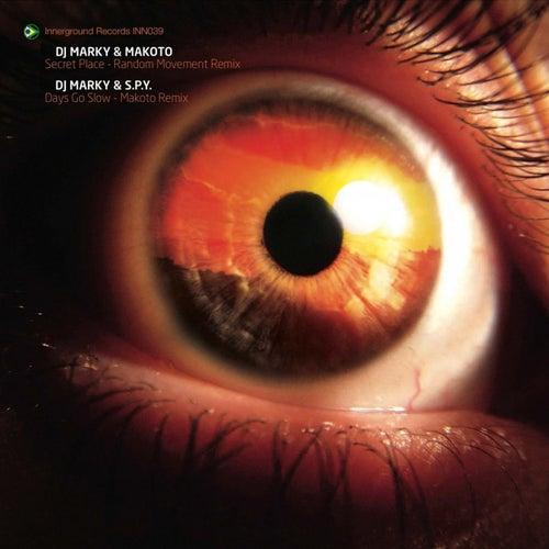 Secret Place / Days Go Slow - The Remixes von DJ Marky