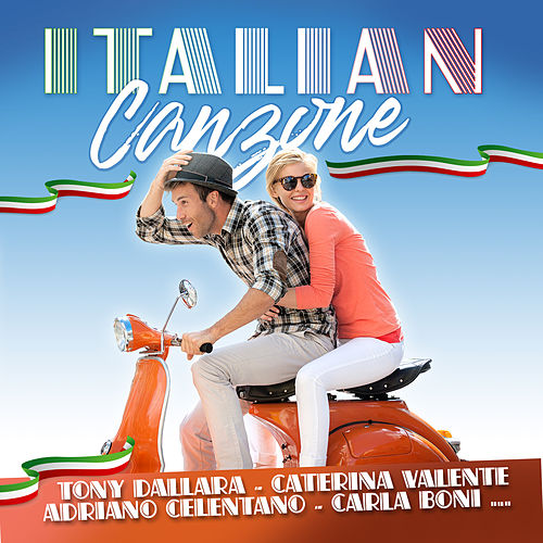 Italian Canzone - Golden Hits by Various Artists