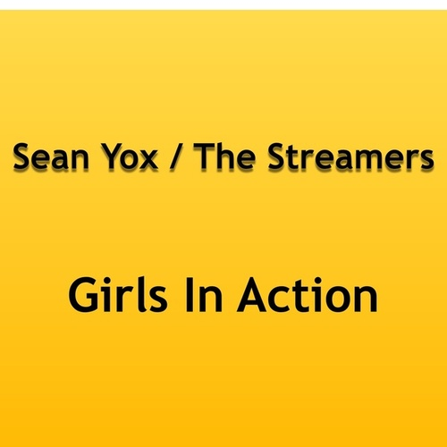 Girls In Action by Sean Yox