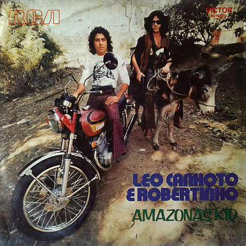 Amazonas Kid von Léo Canhoto e Robertinho