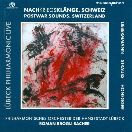 Honegger, A.: Symphony No. 3 / Liebermann, R.: Furioso / Strauss, R.: Metamorphosen (Lubeck Philharmonic Live, Vol. 1) de Roman Brogli-Sacher