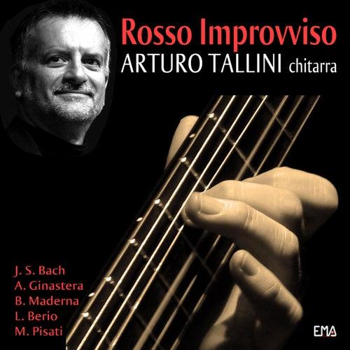 Rosso improvviso di Arturo Tallini by arturo tallini