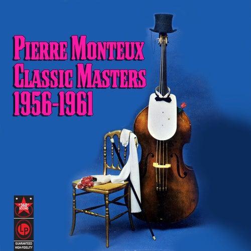 Classic Masters (1956-1961) de Pierre Monteux