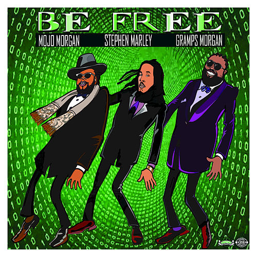 Be Free by Mojo Morgan