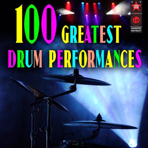 100 Greatest Drum Performances de Various Artists