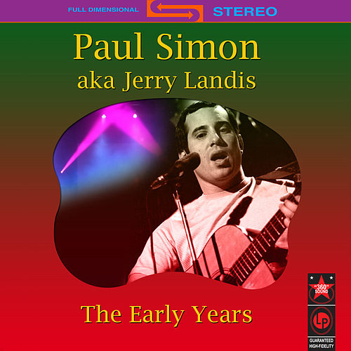 The Early Years de Paul Simon