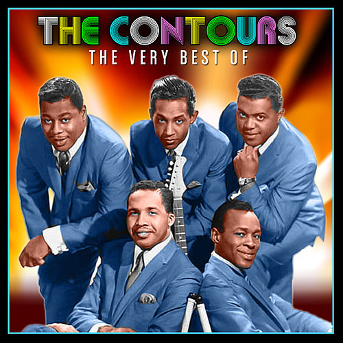 The Very Best of the Contours de The Contours