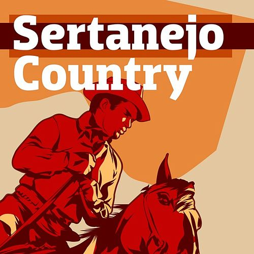 Sertanejo Country von Various Artists